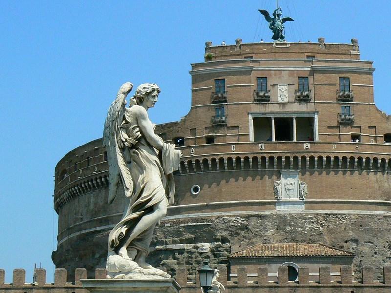 10. Castello del Angelo - Roma
