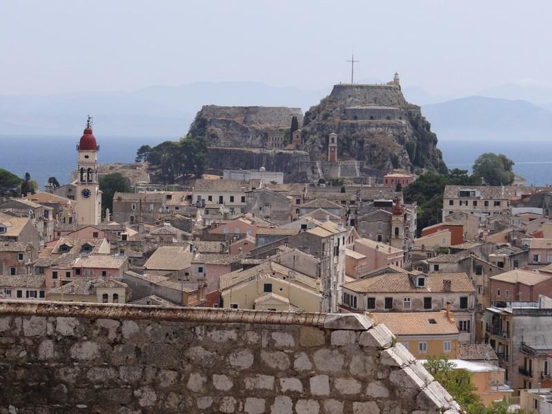 10. Corfu City