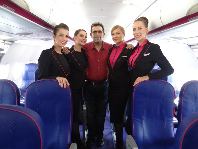 10. Wizz crew