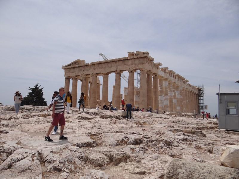12. Parthenon, Acropole, Atena