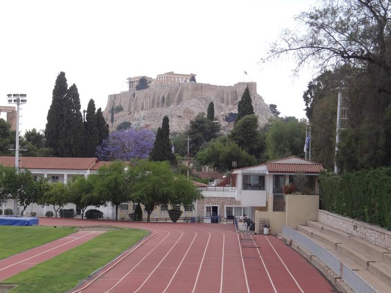 16. Atletism - Atena