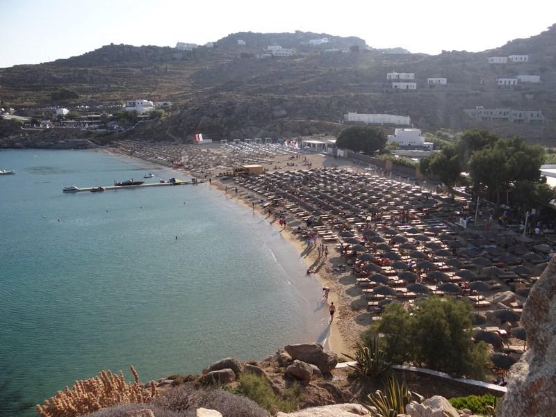 16. Super Paradise Beach - Mykonos