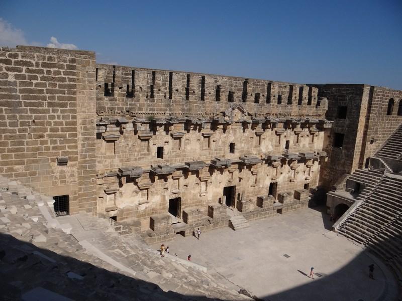 18. Teatrul Aspendos
