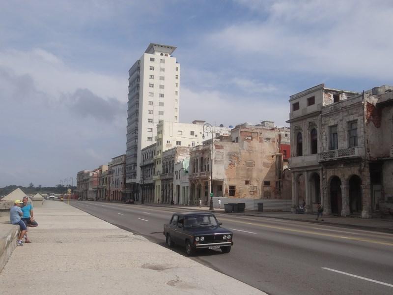 25. Malecon Havana
