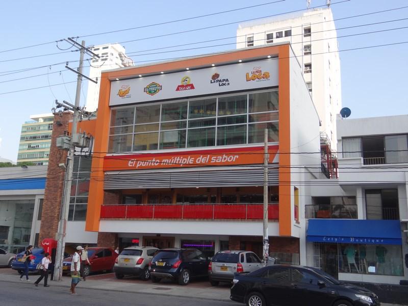 32. Fast food Cartagena