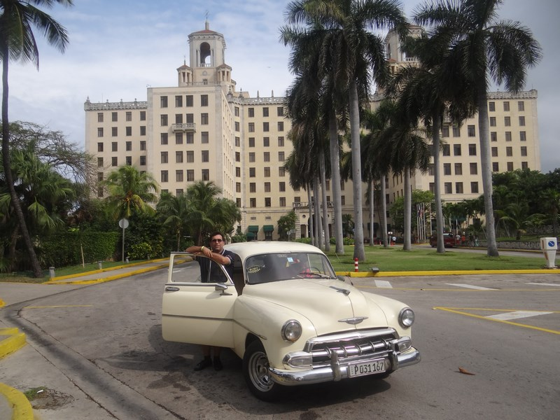 43. Hotel Nacional de Cuba - Havana