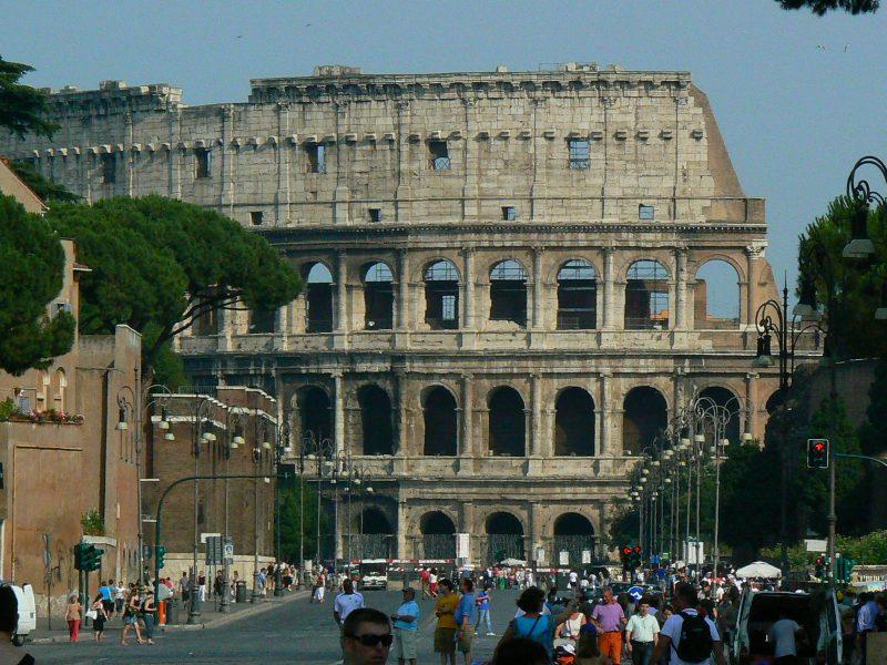 01. Colliseum - Roma,
