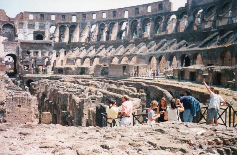 02. Roma Colliseum