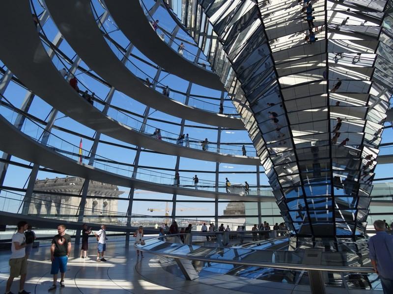 03. Interior Reichstag