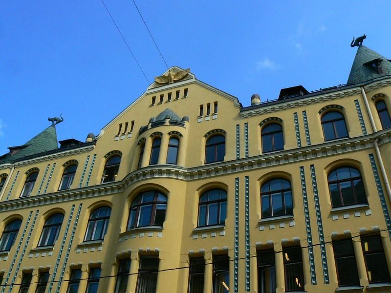07. Art Nouveau - Riga