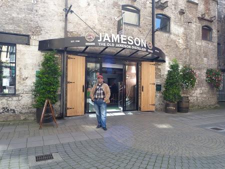 08. distileria Jameson Dublin