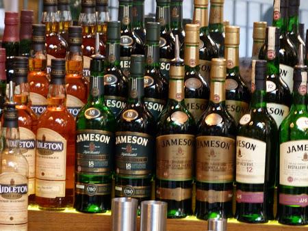 09. colectie Jameson whiskey - Dublin