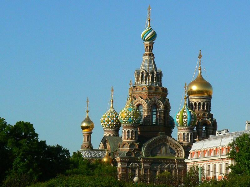 16. Biserica St. Petersburg