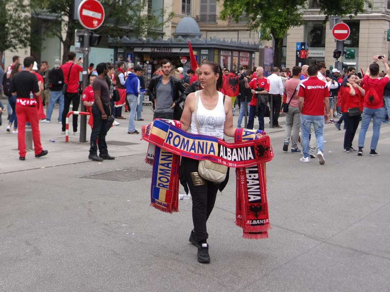 19. Romania - Albania