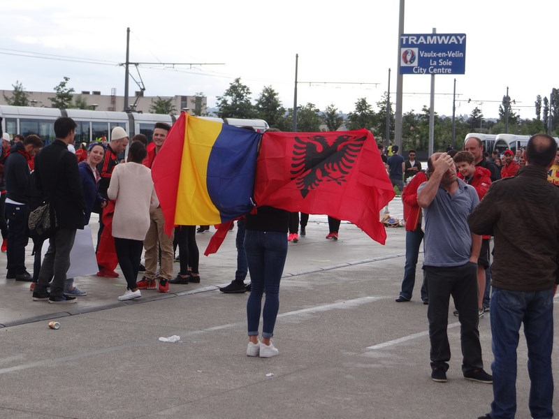 42. Romano-albanezi