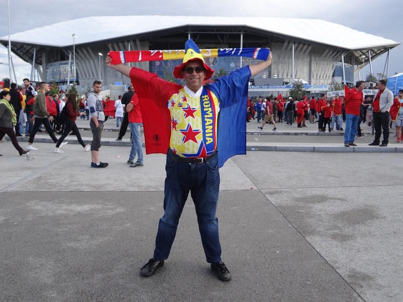 43. Stadionul din Lyon