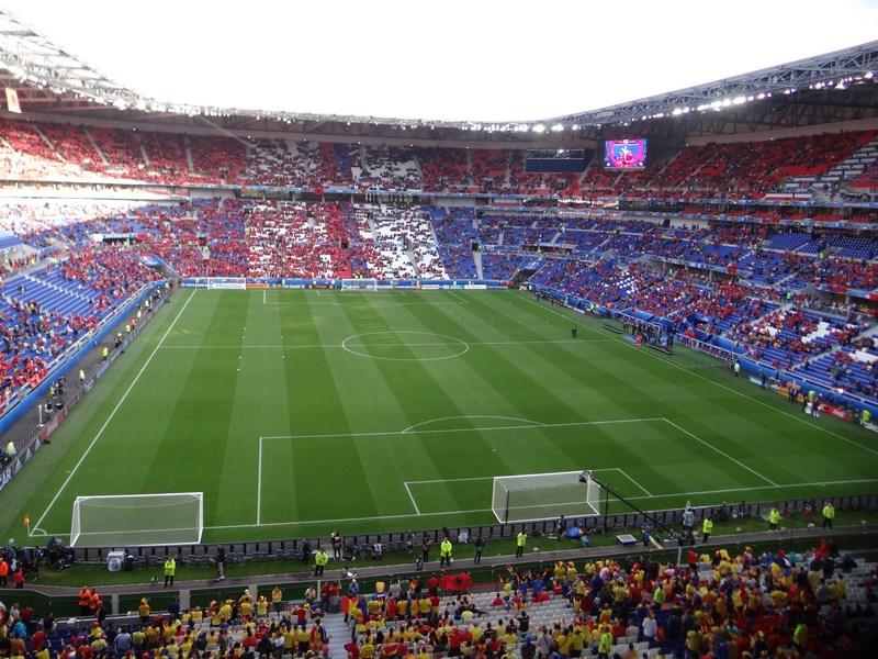 44. Lyon Stadium