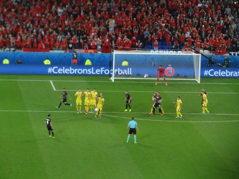 51. Romania - Albania Euro 2016