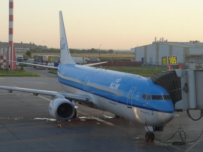 01. KLM Bucuresti - Amsterdam