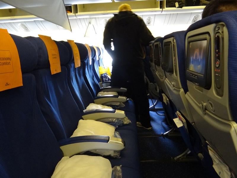 06. Comfort economy KLM