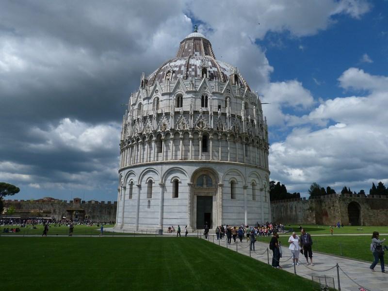 08. Baptiserium Pisa