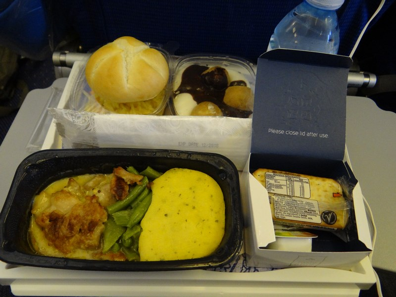 08. Mancare KLM