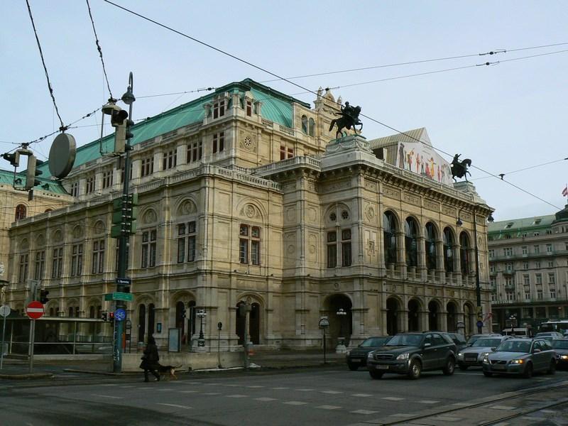 11. Opera Viena
