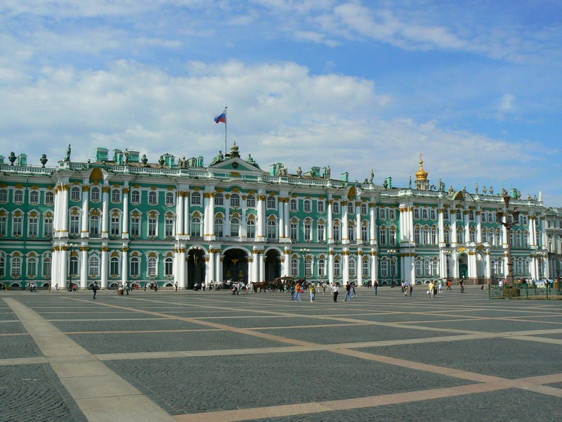 12. Palatul de iarna