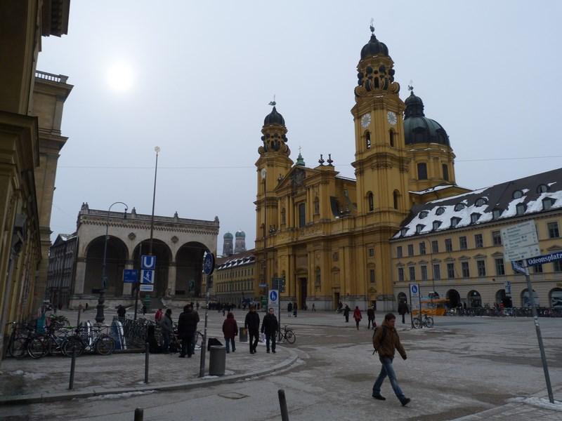 15. Catedrala Munchen