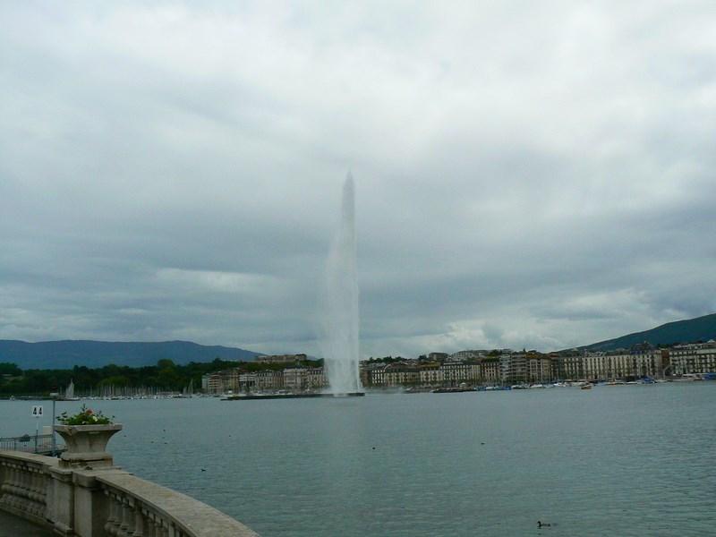 16. Arteziana din Geneva