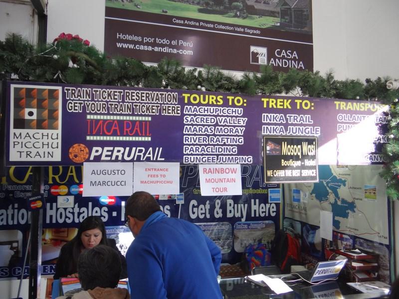19. Aeroport Cuzco