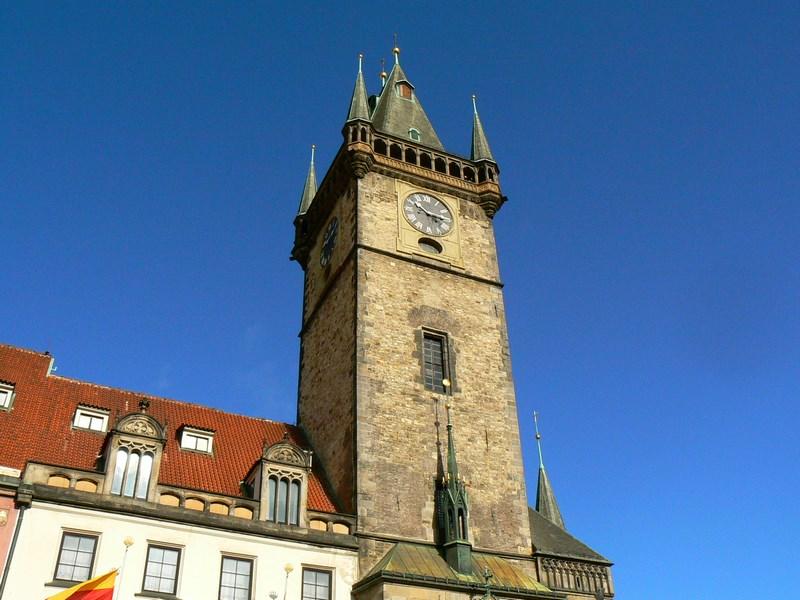3. Primaria veche - Praga