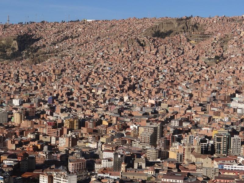 02. Panorama La Paz