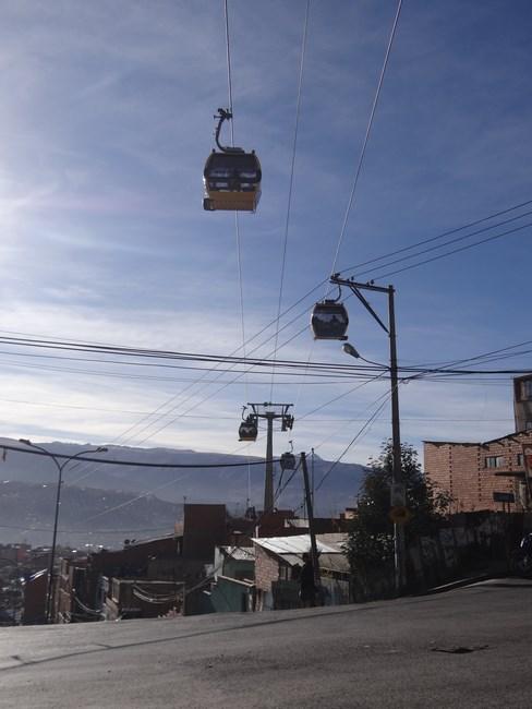 02. Telecabina La Paz