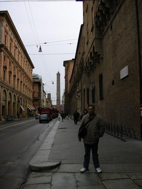 04. Bologna - cele doua turnuri