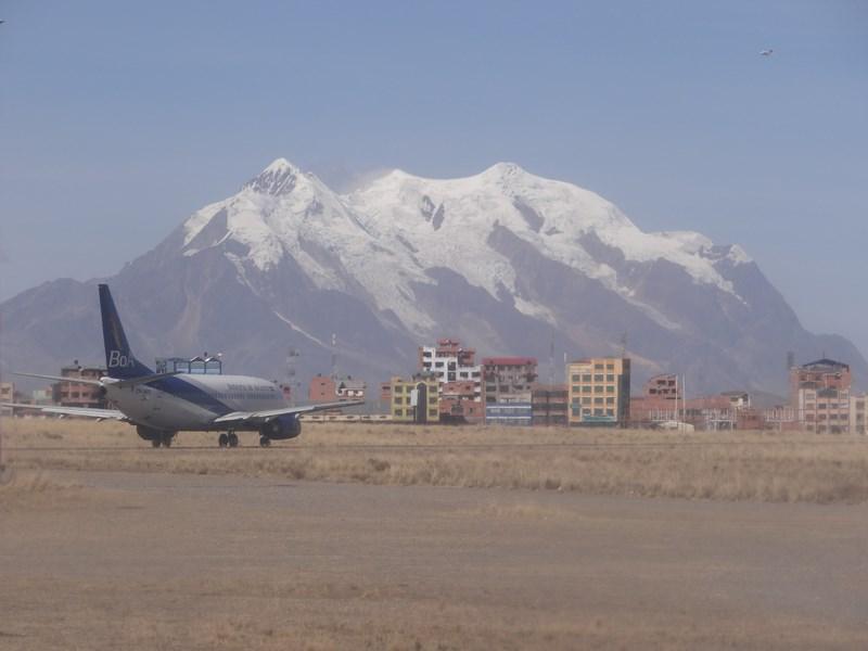 04. El Alto Airport