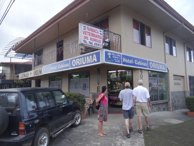 04. Hotel Oriuma - La Fortuna