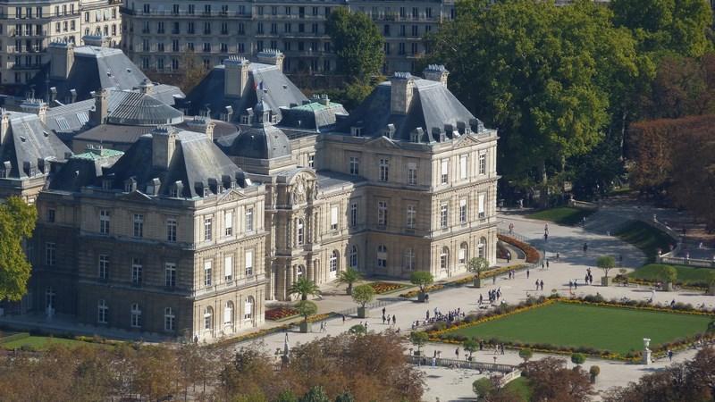 04. Palatul Luxemburg