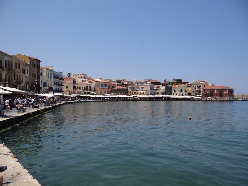 06. Portul Chania