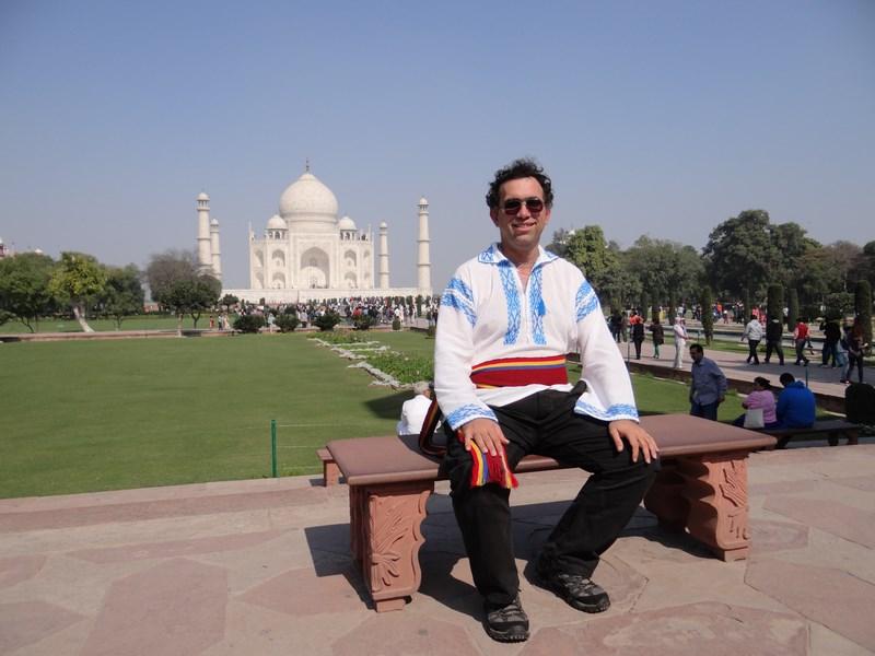 07. Cezar la Taj Mahal