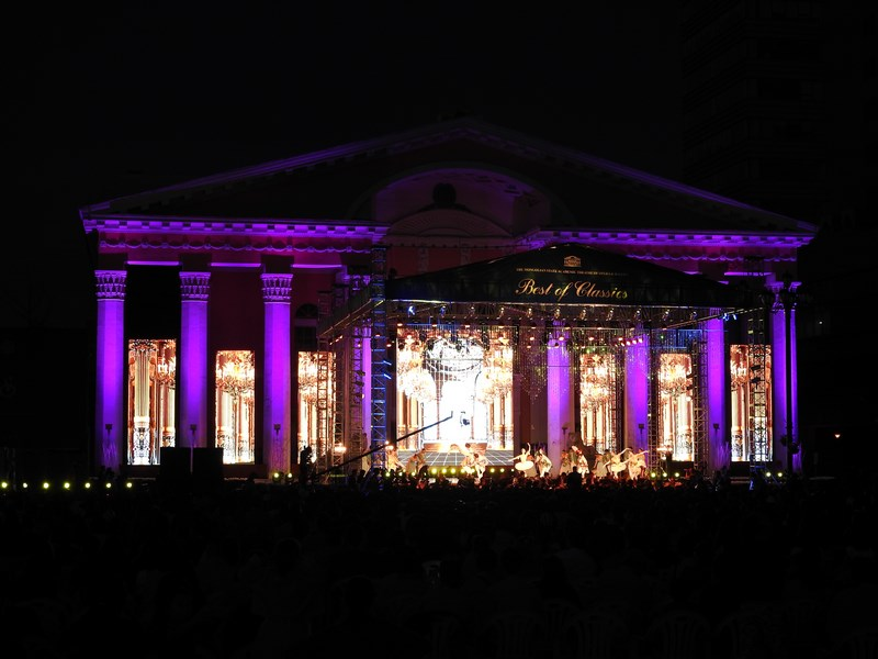07. Concert Mongolia