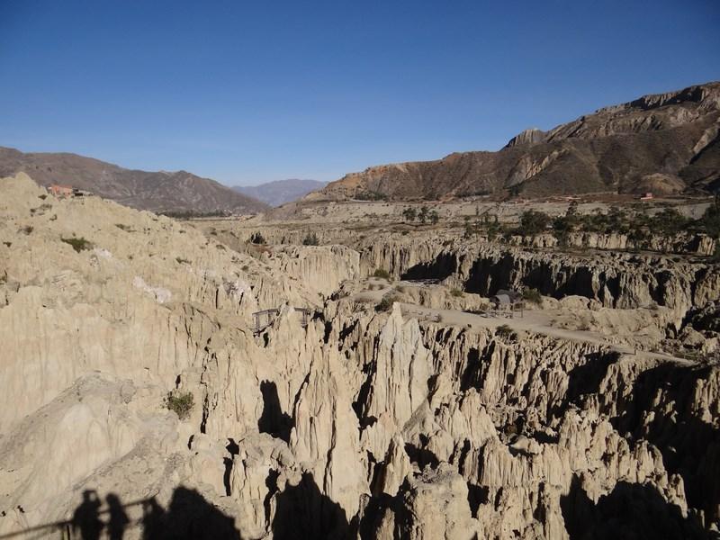 08. Valle de la Luna - La Paz