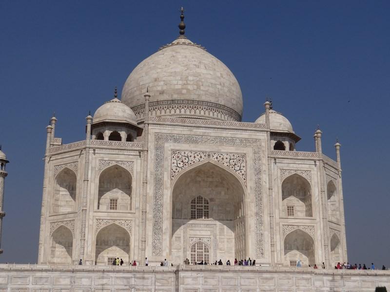 09. Taj Mahal Agra