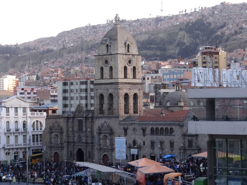 10. Catedrala La Paz