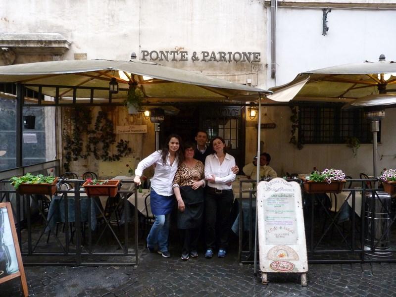 10. Cel mai bun restaurant din Roma