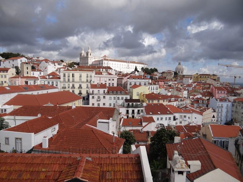 10. Panorama Lisabona