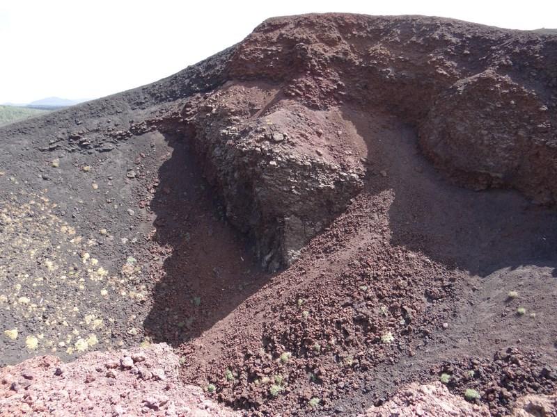 11. Etna - crater