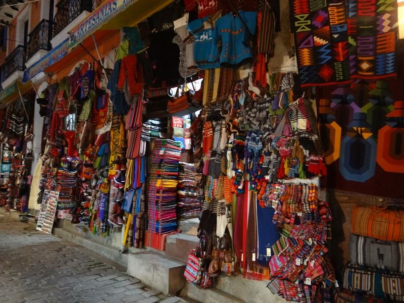 12. Suveniruri Bolivia
