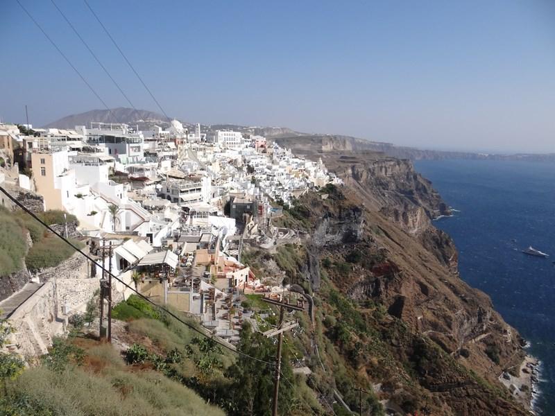 12. Thira, Santorini