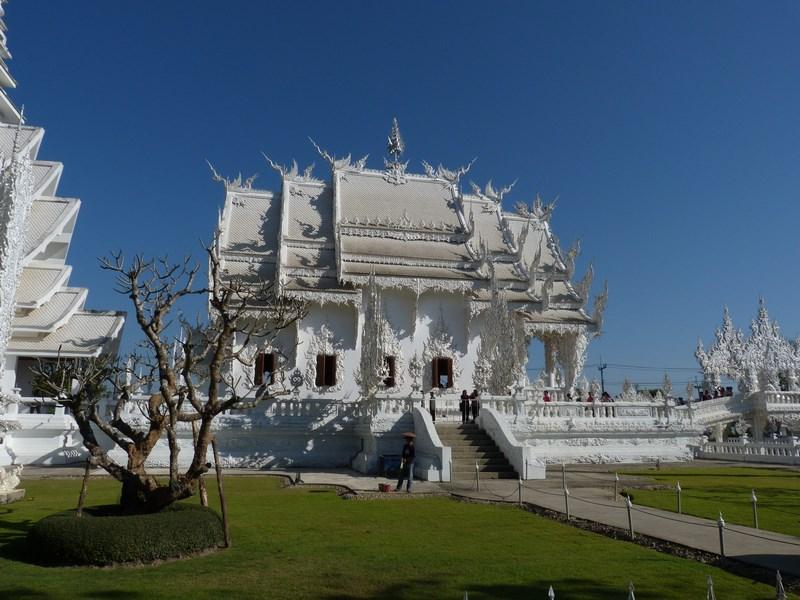 12. White Temple - Thailanda de Nord